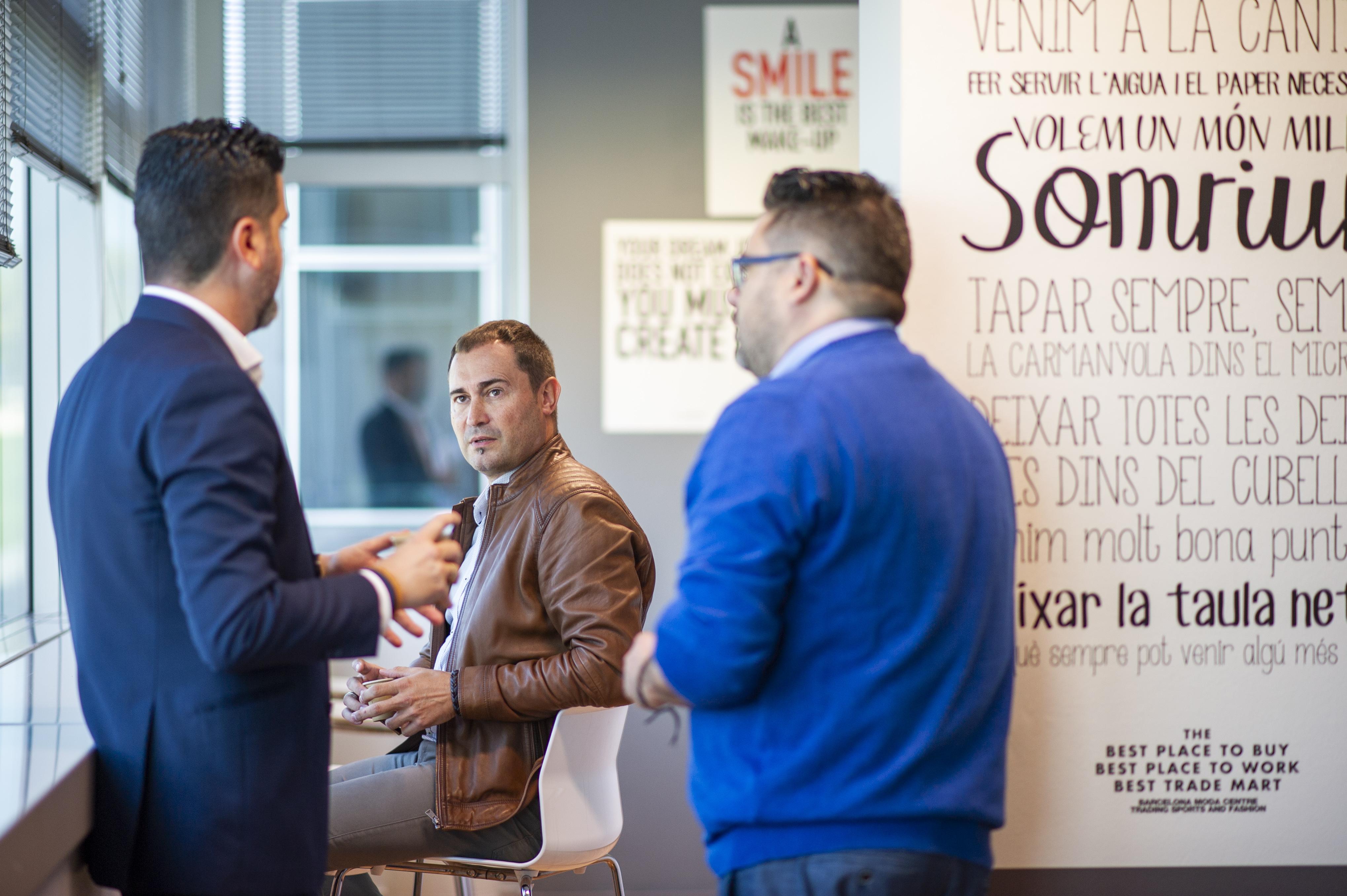 ¿Cómo incrementar tu networking en un Business Center?